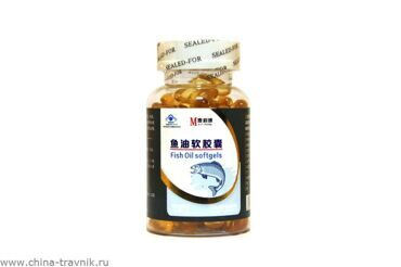 Рыбий жир (Fish Oil Soft Capsules)